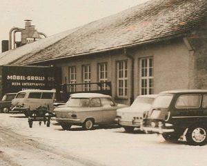 Stadthallengelände in Germering - Der Startschuss vom Autohaus Karl Moser