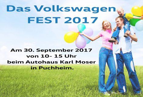 Das Volkswagen FEST 2017