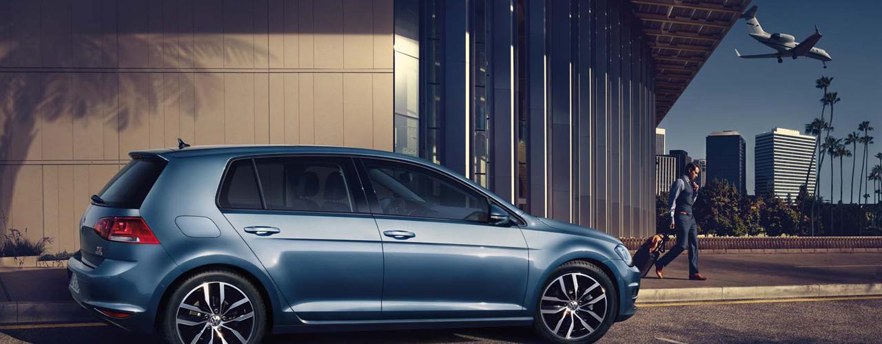 Airportservice Volkswagen und Audi im Autohaus Karl Moser
