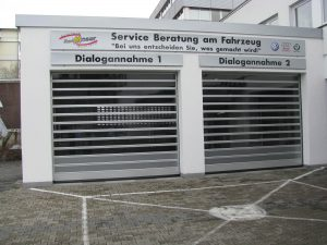 Autohaus Karl Moser Dialogannahme