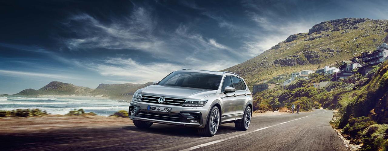 Volkswagen Tiguan Allspace - Informationen